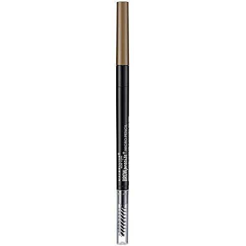 Maybelline New York - Crayon à Sourcils Double Embout - Brow Precise - Chatain clair