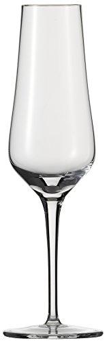 Schott Zwiesel 7544280 Fine Boîte de 6 Verres à Pieds Cristal Transparent 7,2 x 7,2 x 22,8 cm 23,5 cl