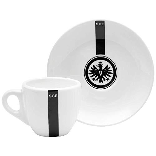 Eintracht Frankfurt Espresso Set 2-teilig