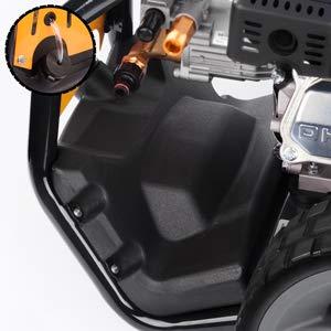 Wilks-USA TX750i Benzin Hochdruckreiniger Quick Connect Düsenaufsätze 8,0 PS - 3950 PSI / 272 bar - 2