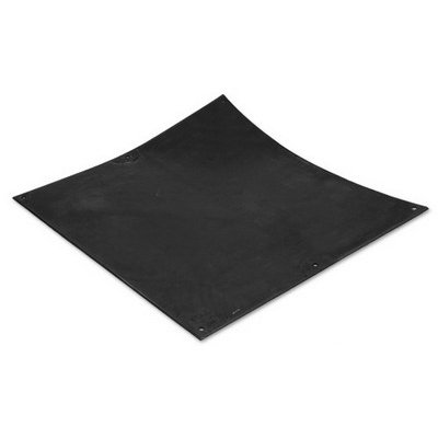 Cementex BL-C2 Class 2 Rubber Insulated Blanket Black 3 ft x 3 ft
