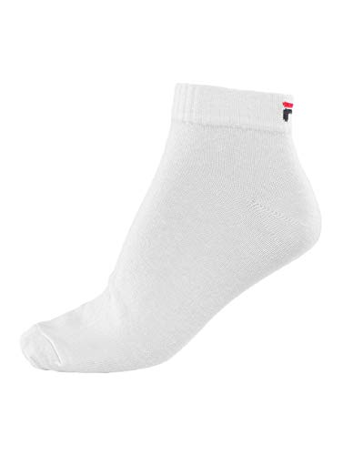 Fila Herren Socken 3-Pack Training weiß 35-38