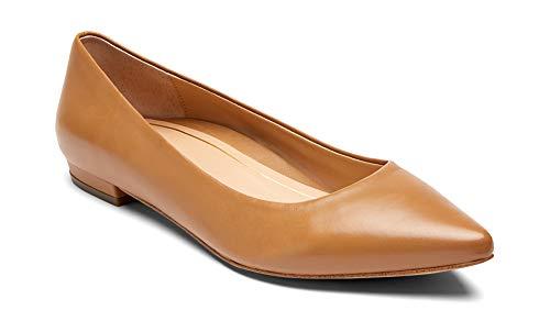 Vionic Quartz Lena Ballet Flat Macaroon Medium 9 US