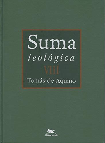Suma teológica - Vol. VIII: Volume VIII - III Parte - Questões 1 - 59: 8
