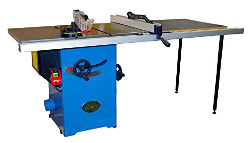 Oliver Machinery 10' Hybrid Table Saw w/36' Rail