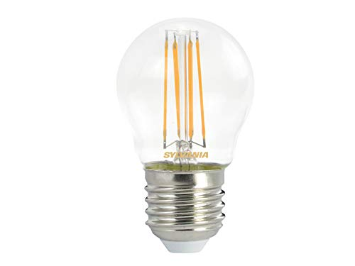 Sylvania 27248 Ampoule LED, Verre, E27, 4 W, Homelight
