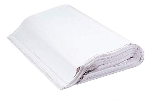 """U-Haul Newsprint Packing Paper for Moving and Shipping - 500 Sheets - 25 lbs. - 24"""" x 30"""" Sheets"""