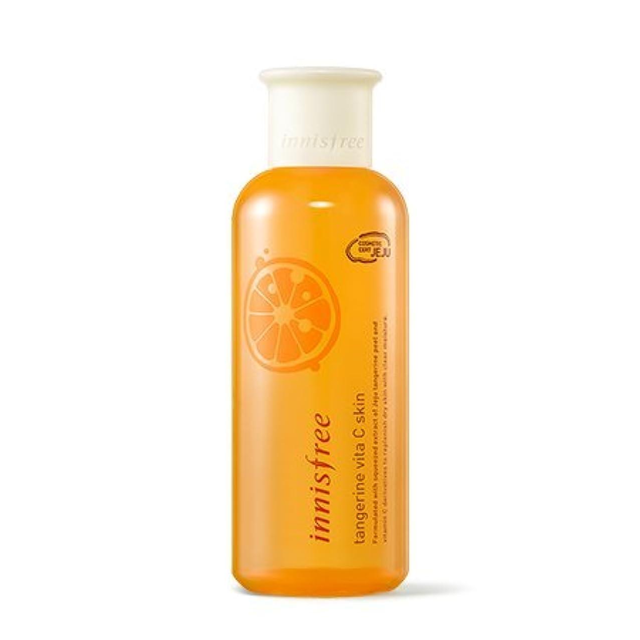 ラフ睡眠トラブルレザー[New] innisfree Tangerine Vita C Skin 200ml/イニスフリー タンジェリン ビタ C スキン 200ml [並行輸入品]