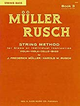 Muller Rusch Book 3 - String Bass