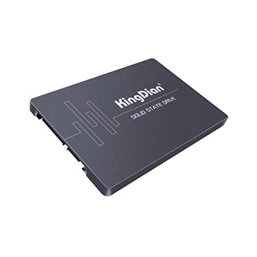 KingDian 2,5 Zoll SATA 6 Gb/s High Speed interne SSD 120 GB 128 GB für Tablet Desktop PC bis zu 562 MB/S (S280 120 GB)