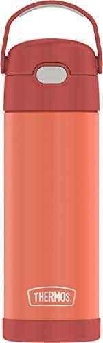 THERMOS FUNTAINER Botella de 16 onzas, albaricoque