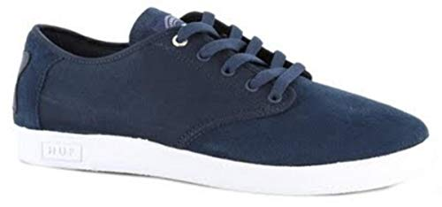 HUF Skateboard Schuhe Hufnagel Pro- Navy/White - Shoes Sneaker, Schuhgrösse:40.5