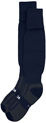 Akoa PRO Socks Calze Sportive, Blu (Marineblau), Large Bambini e Ragazzi