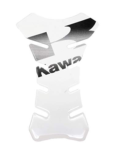 Protezione Per Serbatoio Moto Kawasaki 3D, Trasparente