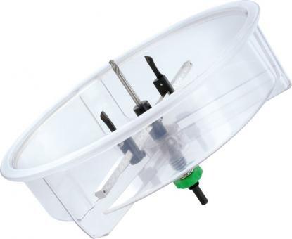 Hartmetall Kreisschneider BHC 305, von 48 bis 305 mm stufenlos einstellbar