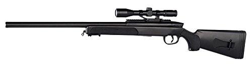 Sniper Airsoft M40A3 Negro Asg Opiniones