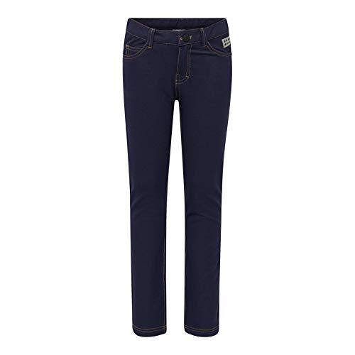 Lego Wear Jungen LWPLATON 781-PANT Jeans, Blau (Dark Navy 593), (Herstellergröße: 140)
