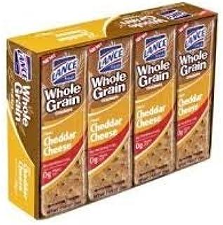 Lance Whole Grain Cheddar Cheese Sandwich Crackers, 12 oz