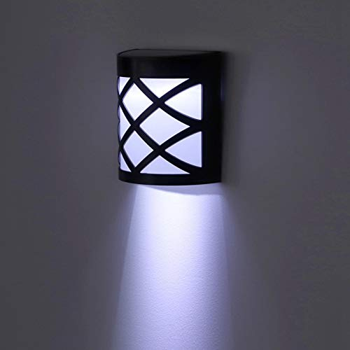 Omabeta Lámpara de jardín Impermeable Luz LED a Prueba de Calor Ahorro de energía para Cubiertas Muelles(Zhengbai)