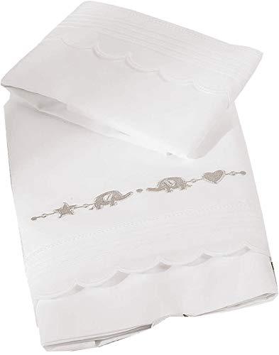 Dilibest by Picci Parure de lit pour berceau Miro 80 x 80 cm 33 x 40 cm.