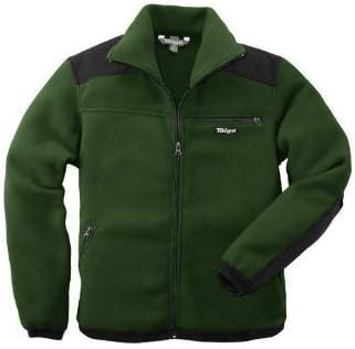 TAIGA Polartec-300 'Sport' Fleece Jacket, Men's. Made in Canada