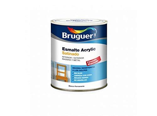 Bruguer 5161511 - Esmalte acrílico satinado Acrylic MAGENTA