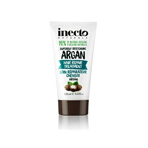 6 X Inecto Naturals Argan Haar Maque - Intensiv Spülung 150ml Jedes