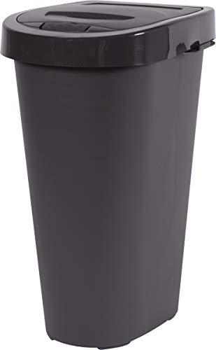 Poubelle de Tri ``Tri Home`` 25L Noir