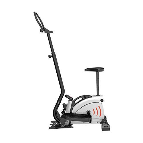 JHSHENGSHI Pedal multifunción ejercitador - Cinta de Correr Máquina para Trotar Gimnasio para la casa aparatos de Ejercicios, para Principiantes y usuarios avanzados
