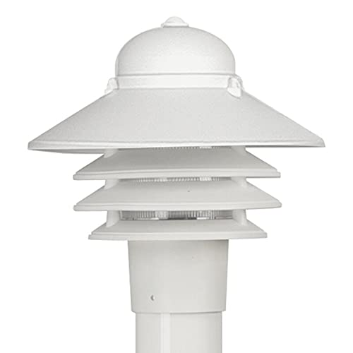 KastLite White Nautical Post Lamp | 10