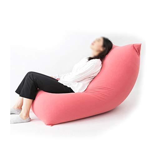 SD Bean Bag Chaise/Pouf Poire/Grande Fauteuil/avec Mousse Ultra Confortable/Confortable/pour Enfants Et Adultes/120 * 65 Cm