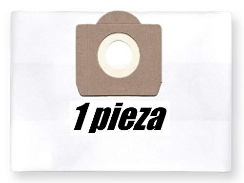 1x Bolsa reutilizable con cremallera para aspirador tejido Rowenta RU 070, 071