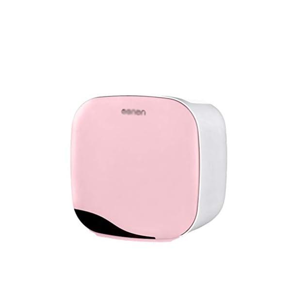 Zengbang Dispenser Papel Higienico Montado en la Pared Impermeable Caja