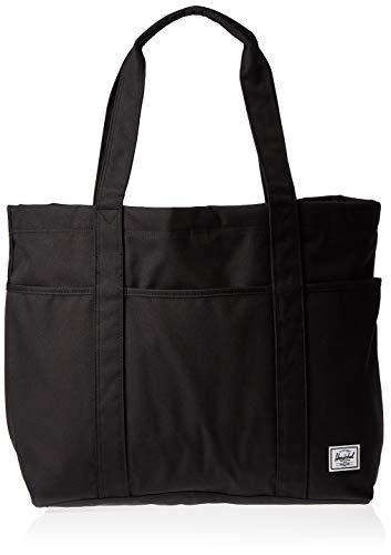 Herschel Terrace - Bolsa de viaje, unisex, talla única, color Negro, talla...