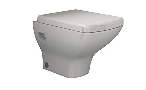 Aqua Bagno Design Hängewc aus Keramik Wand WC HAWC70-24