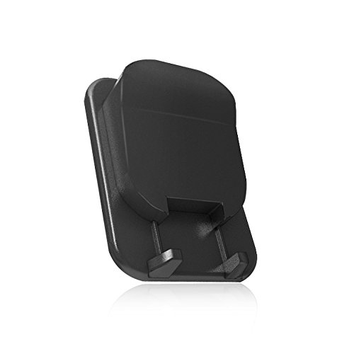 BUNKER RING Car Mount Hook and Other Universal Ring Type Kickstand (Black 2 Hooks in Package)
