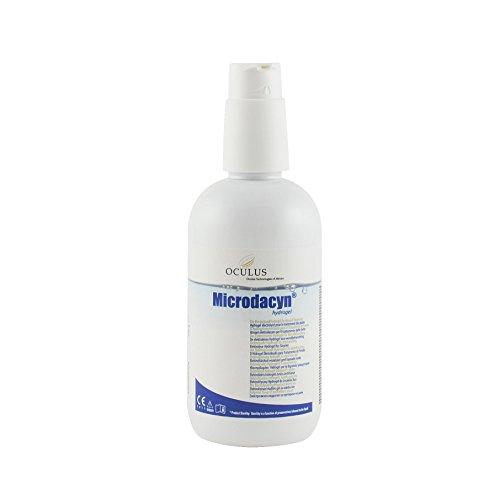 Microdacyn 60 elektrolysiertes Hydrogel zur Wundbehandlung im Gelspender (1 x 250 g)