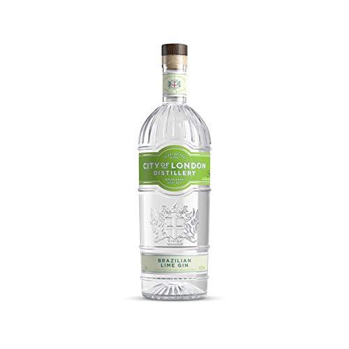 City Of London Distillery Brazilian Lime Gin (Lima de Brasil) - 700 ml