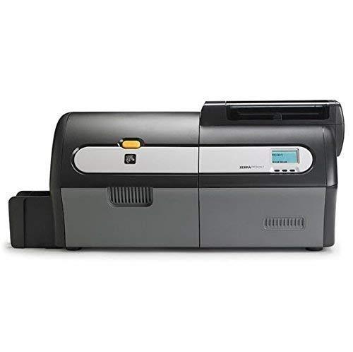 Zebra Z71-000C0000EM00 Printer ZXP Series 7, Single Sided, UK/EU Cords, USB, 10/100...