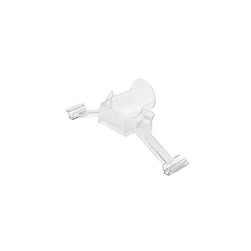 MMLC Gimbal Lock Schnalle Halter PTZ Kamera Objektivdeckel Schutz Objektivschutz Ersatz Kit für DJI Phantom 4/4 Pro Objektivschutz Deckel Anti-Glare (A)