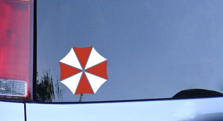 Umbrella Corporation Logo Aufkleber–Resident Evil Fans