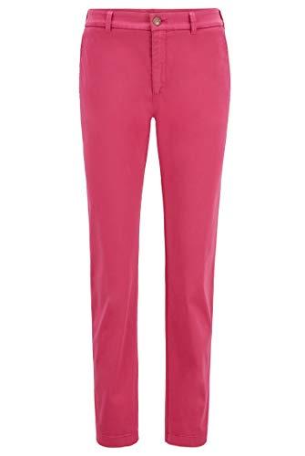 BOSS Damen Sachini5-d Pants, Pink, 38 EU
