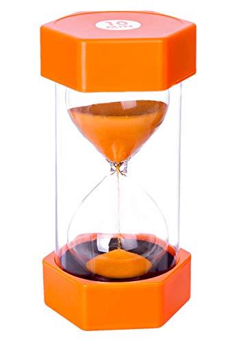 large 10 minute sand timer - 6
