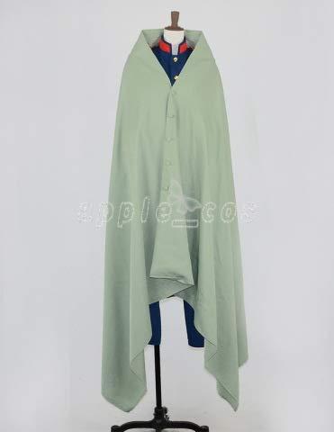【apple_cos】ゴールデンカムイ3 尾形 百之助(おがた ひゃくのすけ) マント&レッグカバー(付) コスプレ衣装 女性M