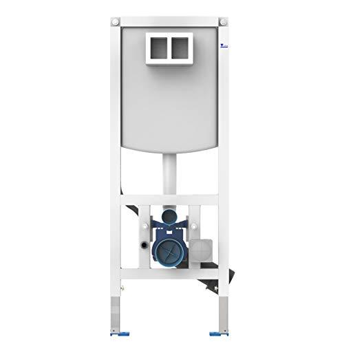 VIS CONEL WC-Vorwandelement 112 cm Freshbox WC-Element UP-Spülkasten Vorbereitung Elektro-Anschluss