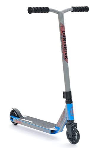 Dominator Scout Pro Stunt Scooter (azul/gris)