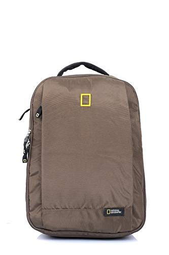 National Geographic Recovery Laptop-Rucksack, Khaki