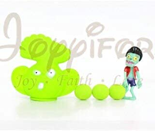 PKRISD 2018 New PVZ Plant Vs Zombies Peashooter PVC Action Figure Model Toy Gifts Toys for Children Brinque , in OPP Bag Toddler Must Haves 7 Year Old Girl Gifts Girls Favourite Characters