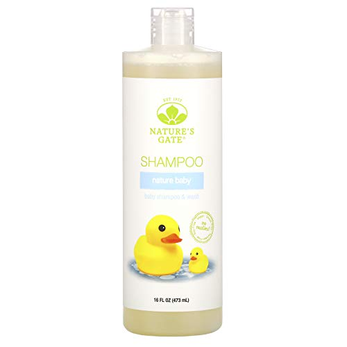 Nature's Gate Nature Baby Shampoo & Wash, 16 fl oz (473 ml)