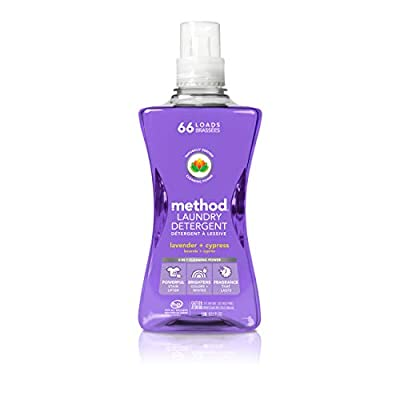 Method Laundry Detergent, Lavender Cypress